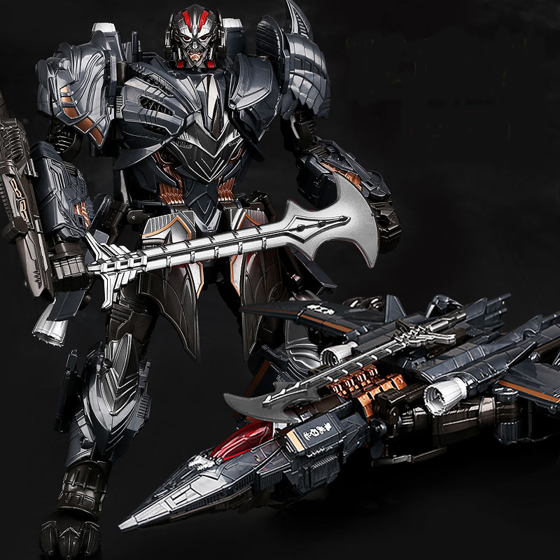 Transformation The Last Knight Galvatron MP36 MW-002T MW-001-T MP-36 Movie 5 Alloy Oversize Figure Robot Toys image