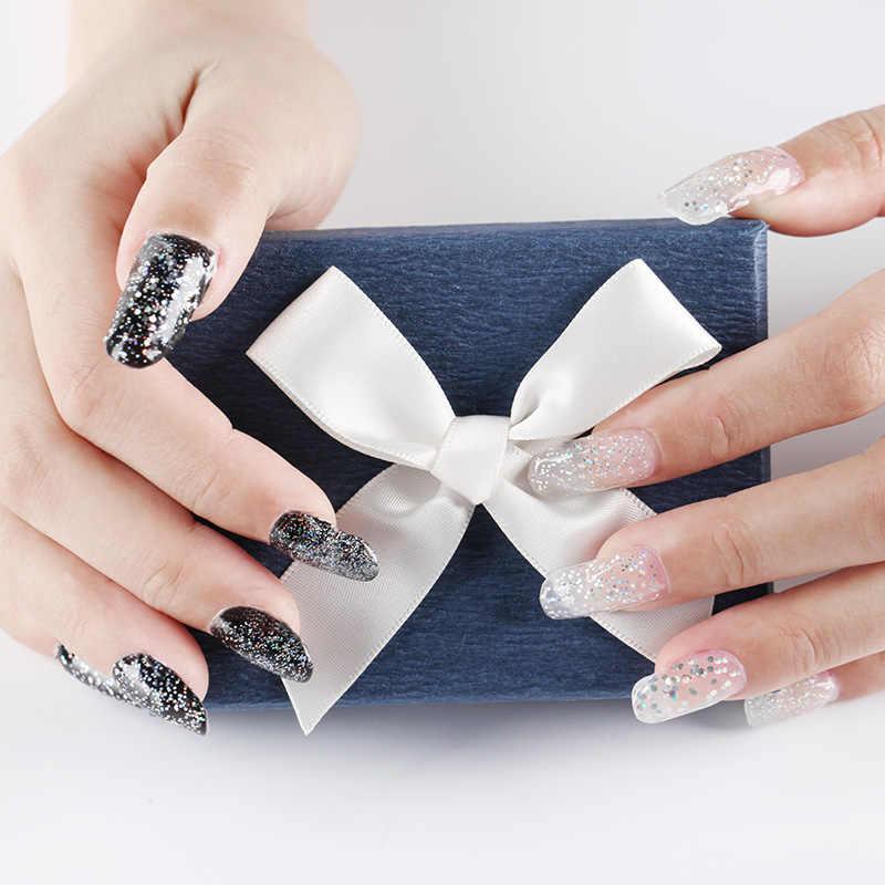 ROSALIND 7 ml Nail Gel Polish Laser Zilver Serie Gel Vernis Voor Nail Art Manicure Semi Permanente losweken UV nail Primer LED