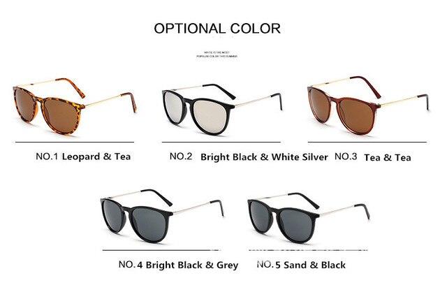 ZXWLYXGX 2019 klasyczne okulary przeciwsłoneczne mężczyźni