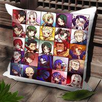 Hobby Express Square Cushion Dakimakura Cover Anime Fate Saber Night SPC100