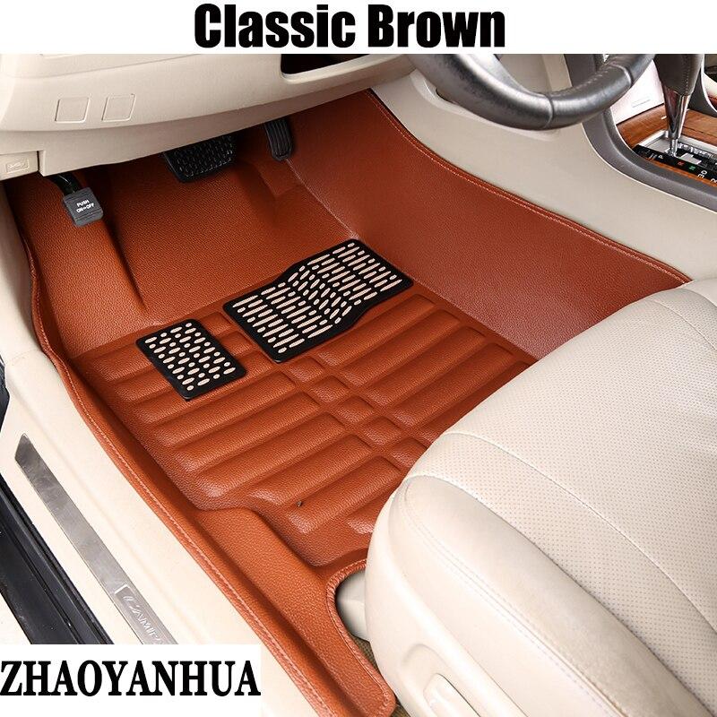 Custom Fit Car Floor For Vw Passat B5 Santana Scirocco