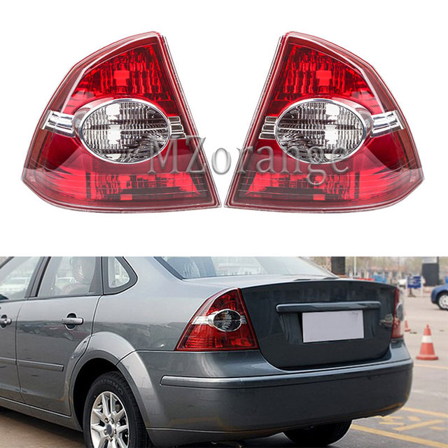 Fast Shipping Rear Tail Light Lamp For Ford Focus Sedan 2005 2006 2007 2008 2009 2010 2017 Car Styling Accessories