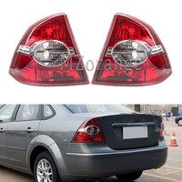 Fast Shipping Rear Tail Light Lamp For Ford Focus Sedan 2005 2006 2007 2008 2009 2010 2011 2012 2013 Car Styling Accessories