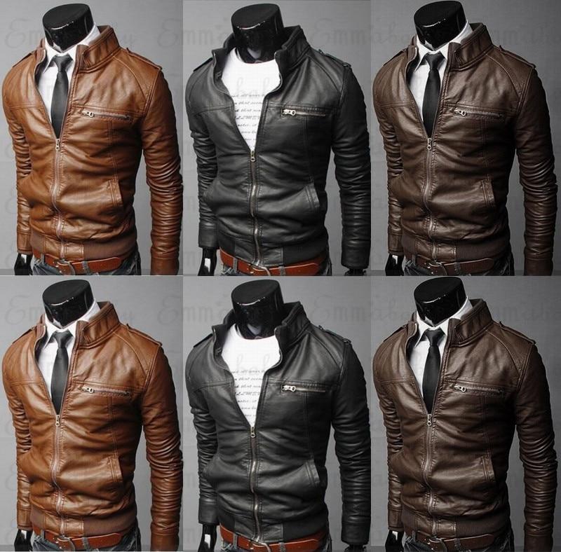 HTB1Oz8NX5nrK1Rjy1Xcq6yeDVXa5 Mens Leather Jackets Men Jacket High Quality Classic Motorcycle Bike Cowboy Jackets Male Plus Thick Coats M-3XL