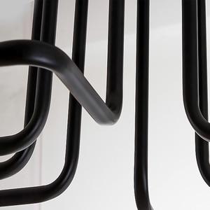 Image 4 - OYGROUP 빈티지 천장 조명 홈 조명 Luminaire 여러 막대 단 철 천장 조명 E27 전구 거실 # CL06/CL08