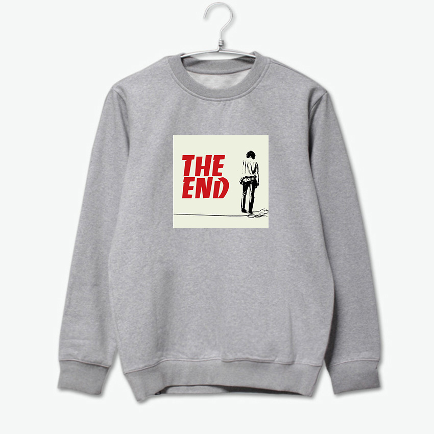 The end the doors jim morrison rock Fashion men women size no hat Hoodies Sweatshirts item & Compare Prices on The Doors Hoodie- Online Shopping/Buy Low Price ... Pezcame.Com