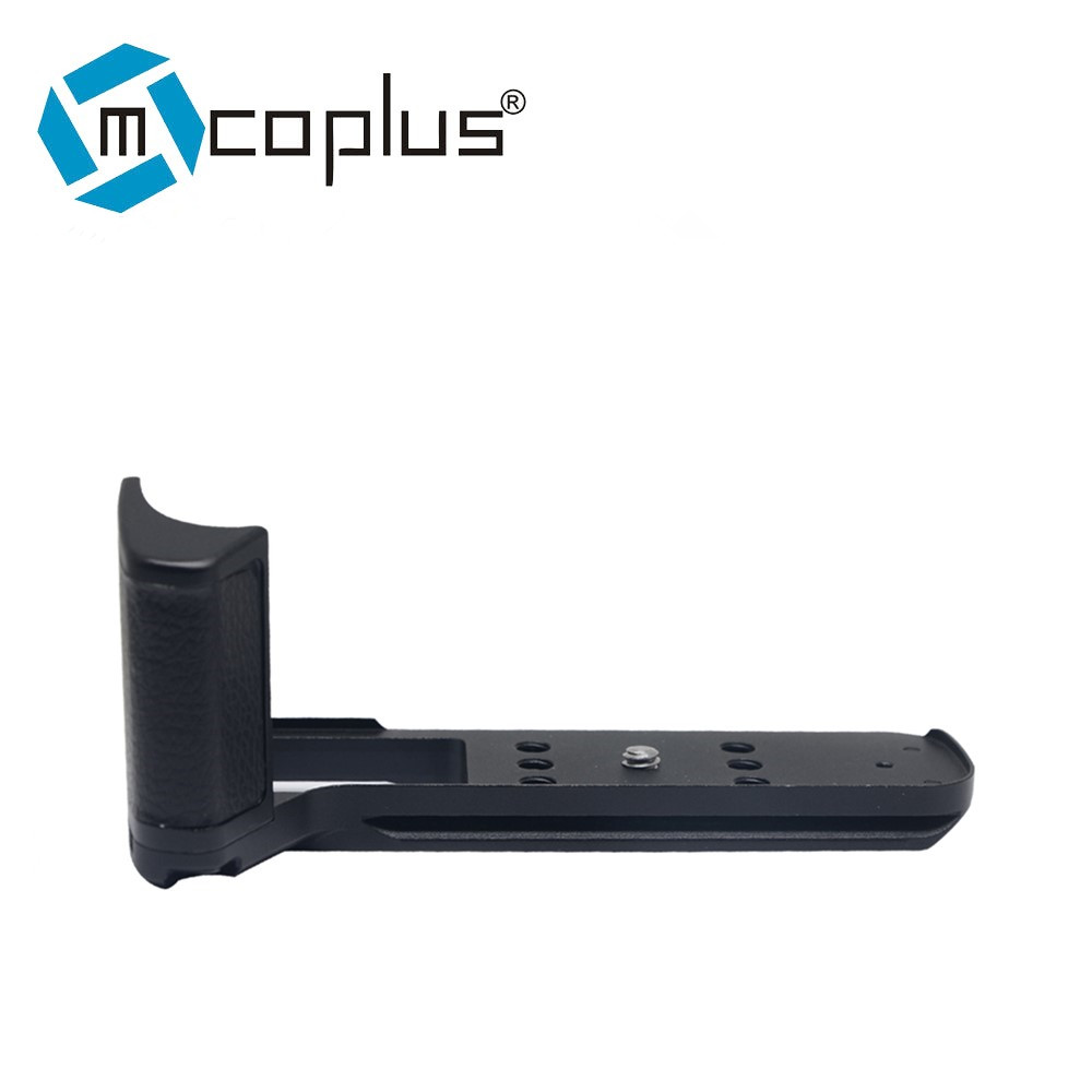 Mcoplus Quick Release Plate Hand Grip Holder L Bracket for Fuji Fujifilm X-T2 XT2 Vertical Shoot Quick Release L Plate купить дешево онлайн