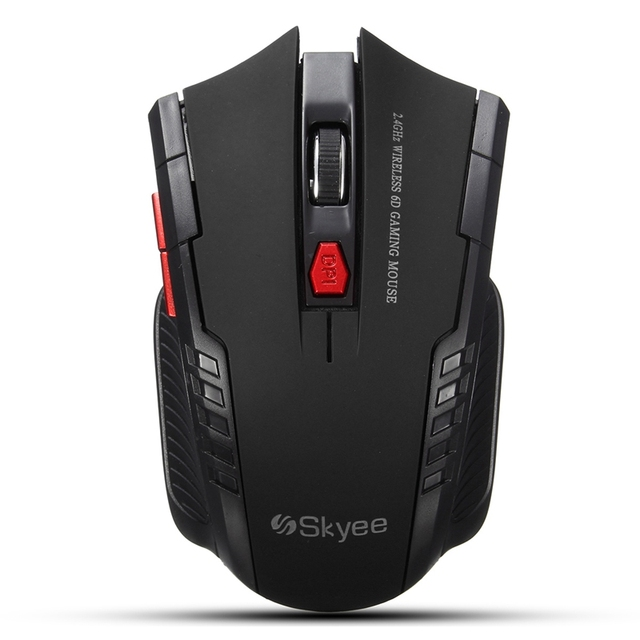 New 2.4Ghz Mini Portable Wireless Mouse USB Optical 2000DPI Adjustable Professional Game Gaming Mouse Mice For PC Laptop