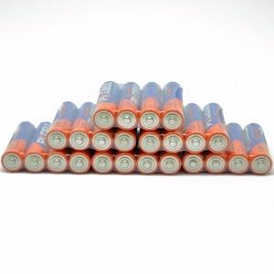 Image 3 - (40 ピースコンボパック) pkcell 20 pc aaa LR03 AM4 E92 20 pc LR6 AM3 E91 MN1500 aa アルカリ電池 1.5 v 電子温度計