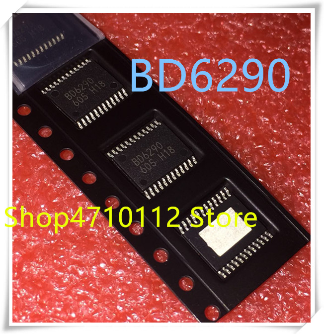NEW 5PCS/LOT  BD6290 BD6290EFV-E2 HTSSOP-24 IC