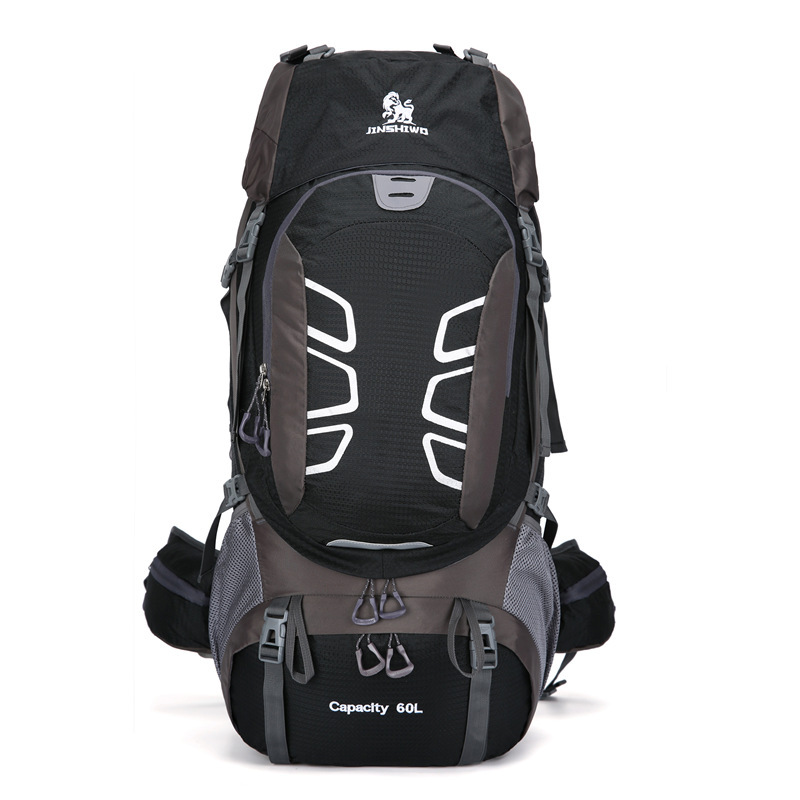 Extérieur 60L randonnée Camping sac à dos grande capacité Trekking escalade sac à dos hommes femmes spécialisé alpinisme sac de voyage