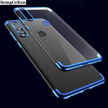 SemgCeKen case for xiaomi mi 8 9 lite se pro mi8 mi9 mi 6X 5X a1 a2 ultra thin silicone silicon soft tpu clear back phone cover стоимость