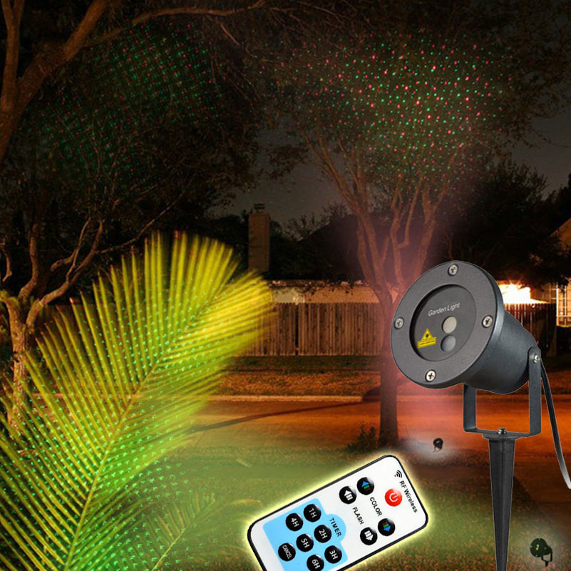 Waterproof IP65 Outdoor Landscape Project Lighting Red Green Static Star Christmas Xmas Holiday Party Garden Lawn Laser Lights clever хинтон с дошкольное образование давай учиться цвета наклейки 4