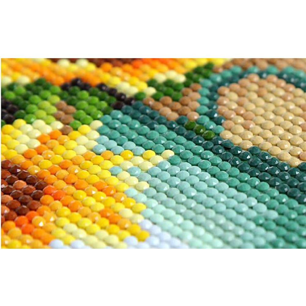 5D DIY Алмазна Мозаїка Колір Хризантеми - Мистецтво, ремесла та шиття - фото 5