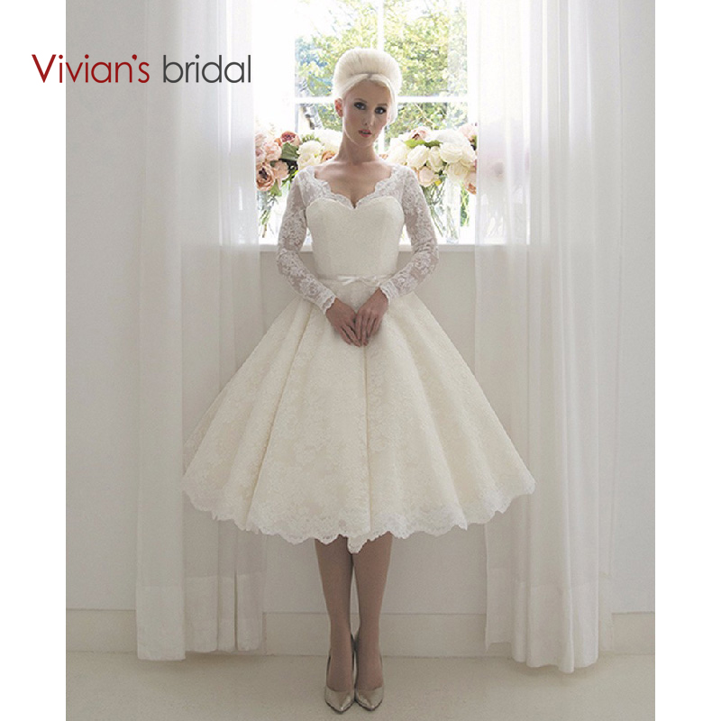 Popular Short Wedding Dresses-Buy Cheap Short Wedding