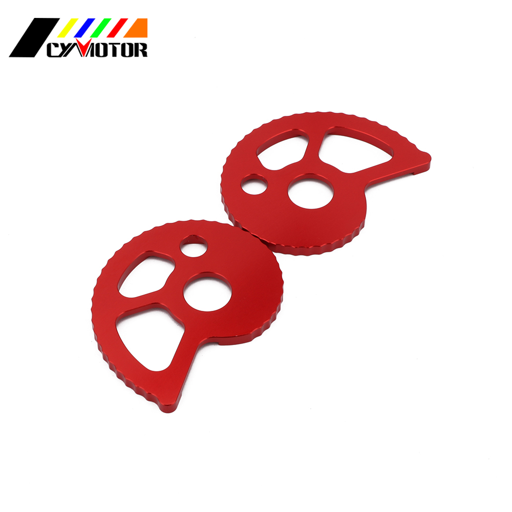 Motorcycle Aluminum Sprocket Guide Chain Adjuster For HONDA CRF125F CRF230F  CRF230L CRM250 XLR250R XR250R XR250L XR 400 600 R