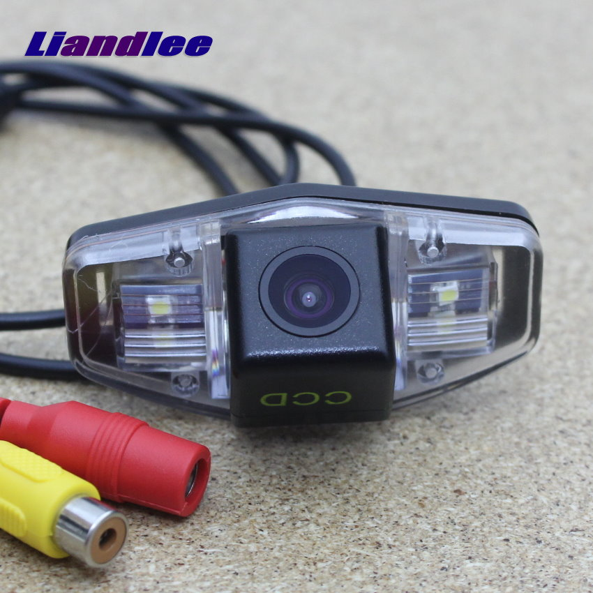 Liandlee Rear View Camera For Honda Civic 2006~2011 / Reversing Parking Camera / HD CCD Night Vision
