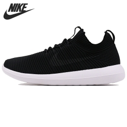 Original New Arrival 2017 NIKE ROSHE TWO FLYKNIT V2 Men's Running Shoes Sneakers