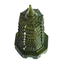 Fengshui Green Nine-Level Wen Chang Pagoda For Education Small Size