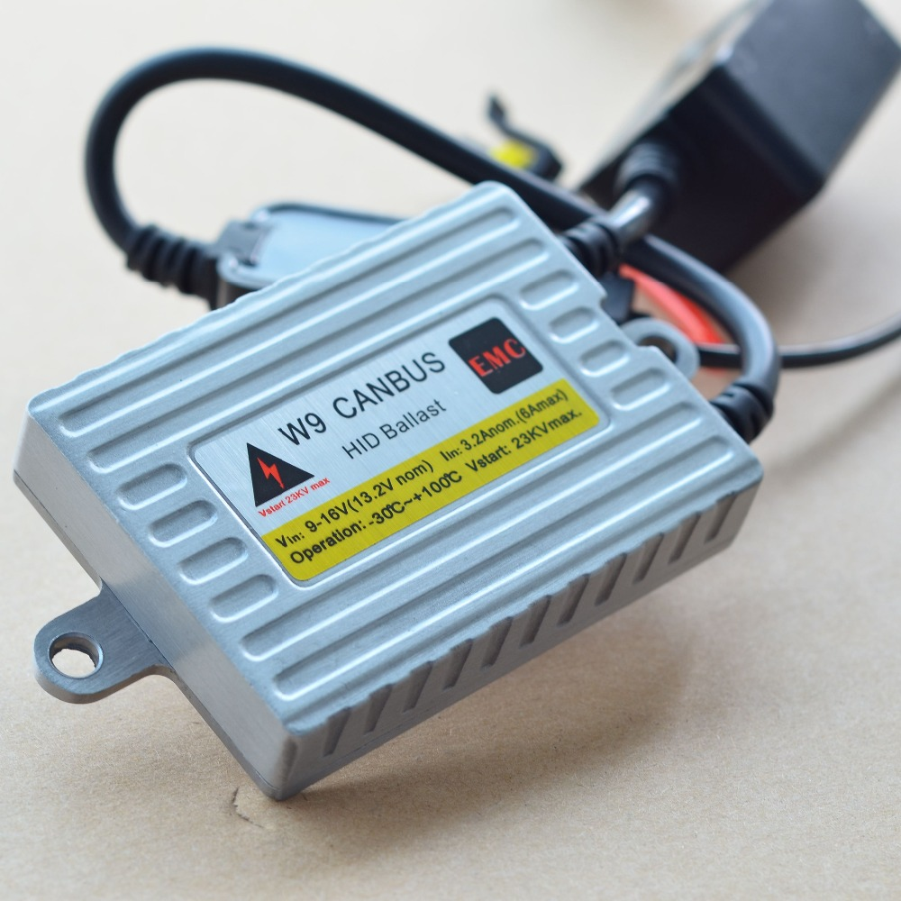 Free Shipping New type Slim hid CANBUS xenon ballast 12V 35W best quality W9 for many cars' headlight alfred muller пиджак