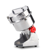JamieLin 2000g Electric Herb Grain Grinder Powder Home Cereals Mill Flour Food Wheat Grinding Commercial