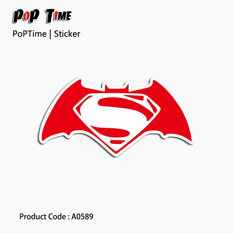 A0589 Cartoon character logo Hot Fashion Mixed Various stickers kids Home decor on laptop decal fridge skateboard cut doodle toy