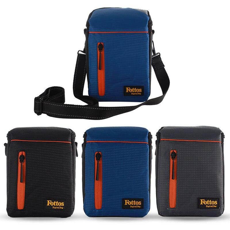 schwarz, grau FZ72 SLR Digital-Kamera Kamera-Bag für Panasonic DMC-FZ70