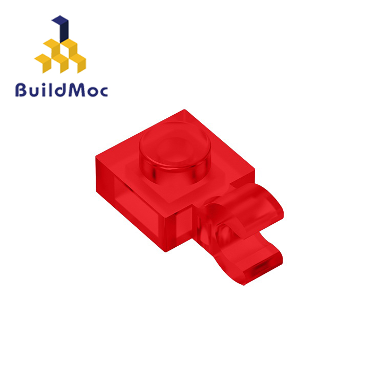 BuildMOC Compatible Assembles Particles 61252 6019 1x1 For Building Blocks Parts DIY Educational Gift Toys