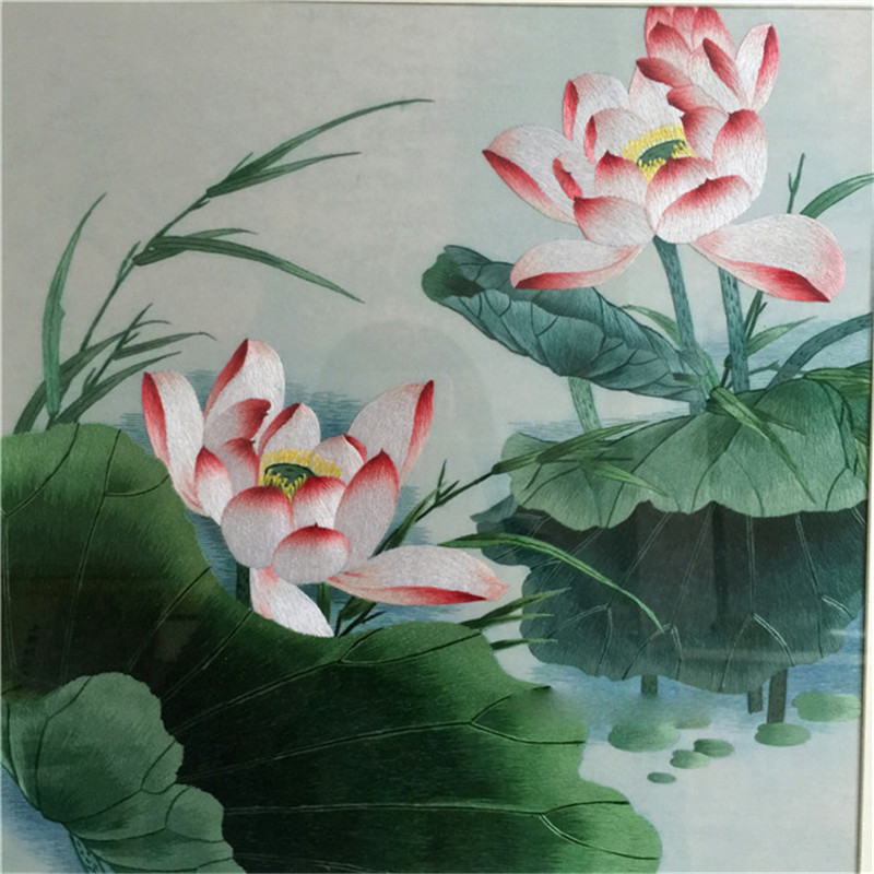 Suzhou embroidery hand