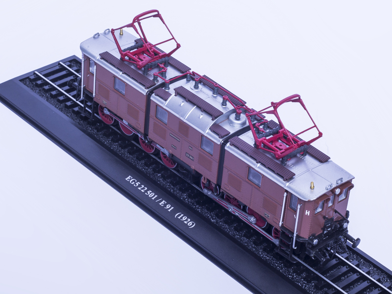1 87 ATLAS LIMITED EG5 22501 E 91 1926 Train Model in perfect condtion in Diecasts Toy Vehicles from Toys Hobbies