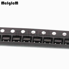 MCIGICM 2N7002 для поверхностного монтажа, 100 шт. 60V 115mA транзисторный Триод SMD 2N7002 СОТ-23 MOSFET N-CHANNEL