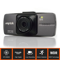 2015 New Arrival High Quality Car DVR Anytek A88 Motion Detection Full HD1080P 30fps 148 Wide