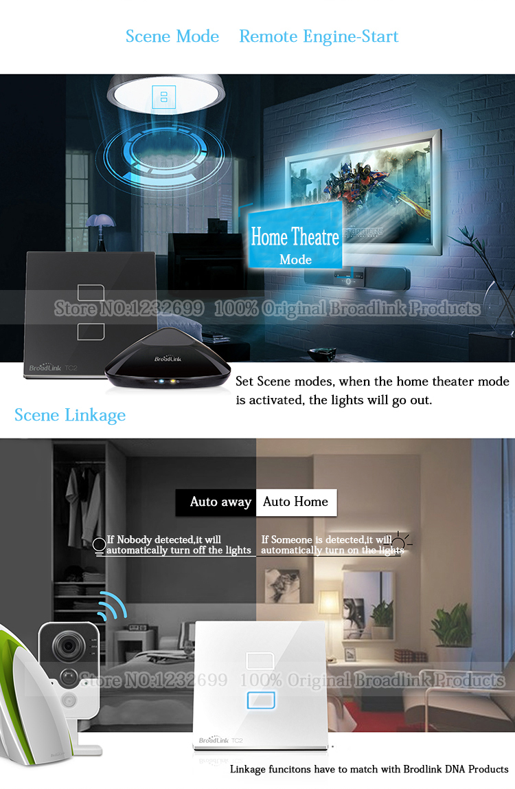 BroadLink 433Mhz Smart Home Wall Light Switch WiFi control from smart phone tc2-2-6-1.jpg