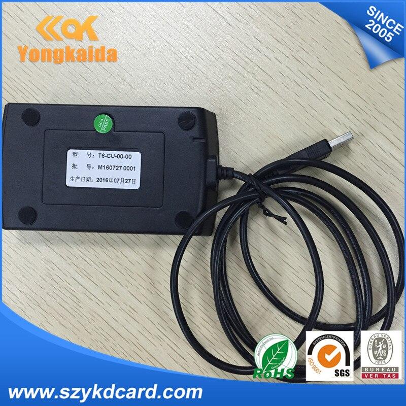YongKaiDa ISO 14443A lecteur de carte rfid lecteur USB 15693 lecteur nfc