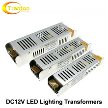 LED Power Supply DC12V 60W 120W 200W 240W 360W LED Driver Power Adapter Lighting Transformers