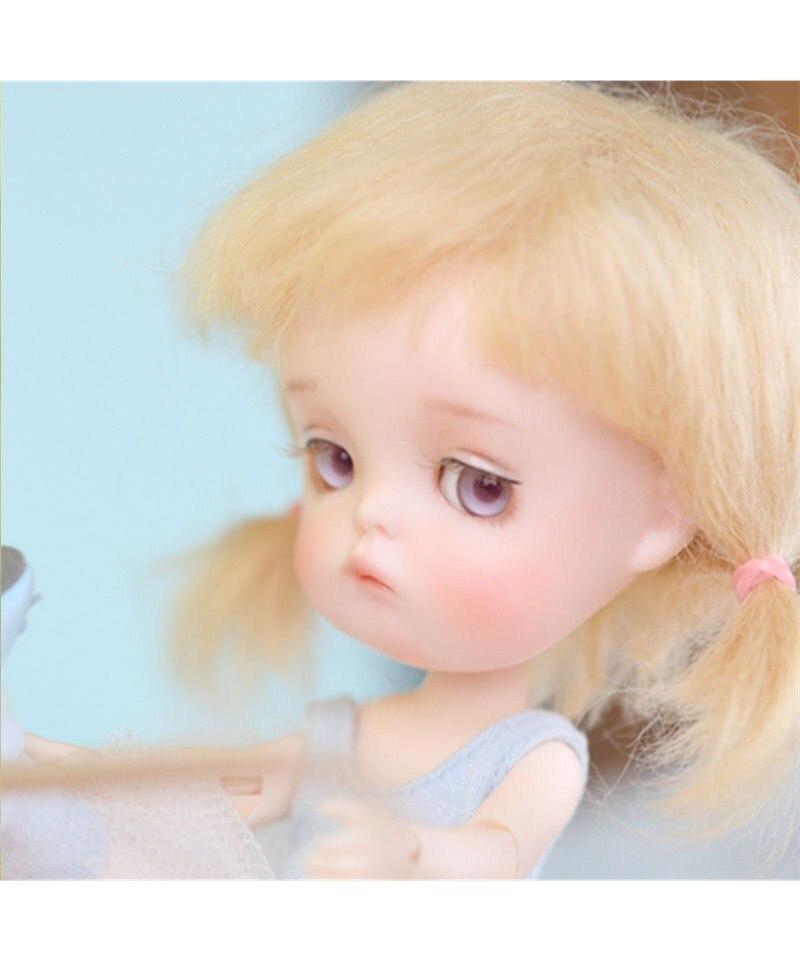 AQK(AQK)  1/8  BJD/sd   Cute resin female doll Free eyesAQK(AQK)  1/8  BJD/sd   Cute resin female doll Free eyes