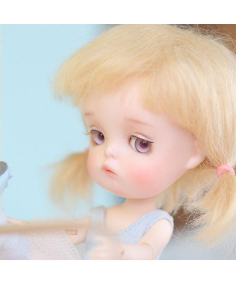 AQK(AQK)  1/8  BJD/sd   Cute resin female doll uncle 1 3 1 4 1 6 doll accessories for bjd sd bjd eyelashes for doll 1 pair tx 03