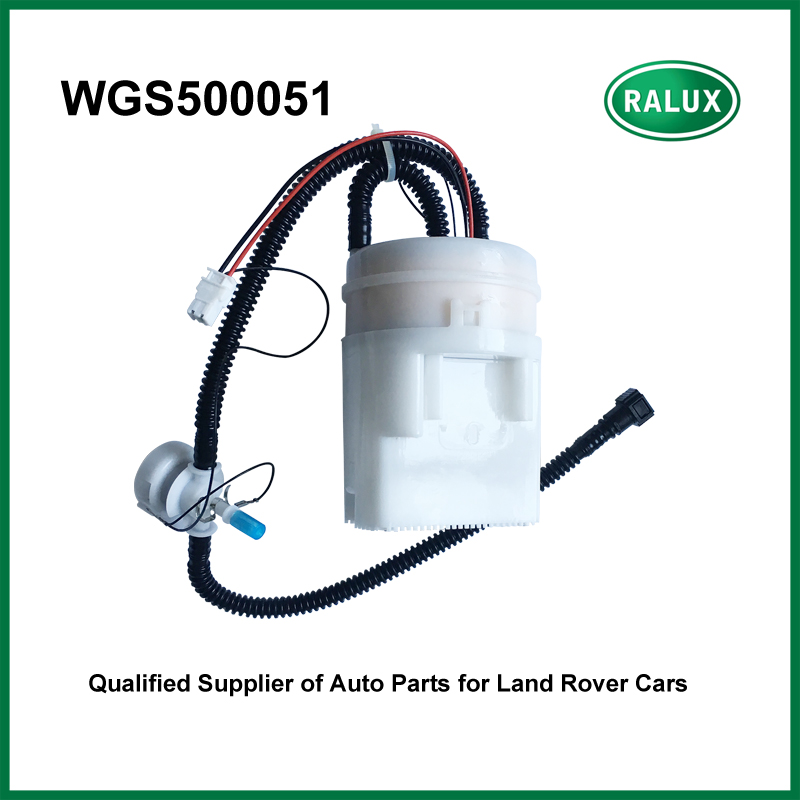 Free shipping WGS500051 auto fuel injector assembly for LR Discovery 3 Range Rover Sport car engine fuel injection pump supply new auto engine system gasoline fuel injector cleaner non dismantling bottle link for all diagnostic repair tools rtk014