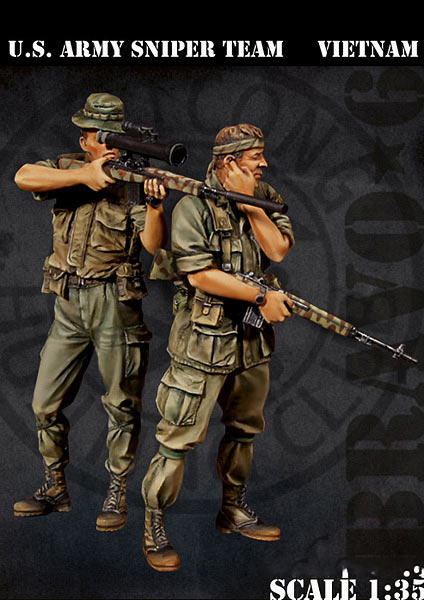 Assembly model kit <font><b>1</b></font>/ <font><b>35</b></font> U.S. Army MAN Team, <font><b>Vietnam</b></font> soldier <font><b>figure</b></font> Historical <font><b>Resin</b></font> Model Unpainted <font><b>resin</b></font> kits image