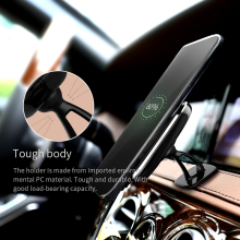 Nillkin Universal Car Phone Holder 360 Degree GPS Magnetic Mobile Phone Holder QI Wireless Charger Holder Magnetic Phone Stand