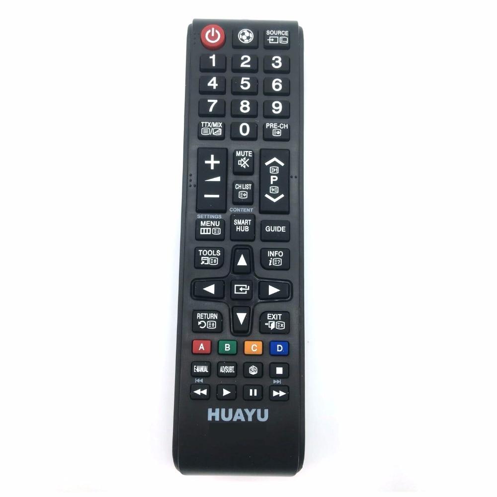 for Samsung LCD TV remote control AA59-00429A AA59-00602 A AA59-00649A AA59-00617A AA59-00741A HUAYU plant