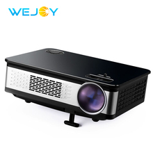 Wejoy LCD Projector L2 Multimedia System 5.8″ Home Cinema 1280*768 Proyector LED Projector USB/HD/AV/VGA WiFi Video Home Theater