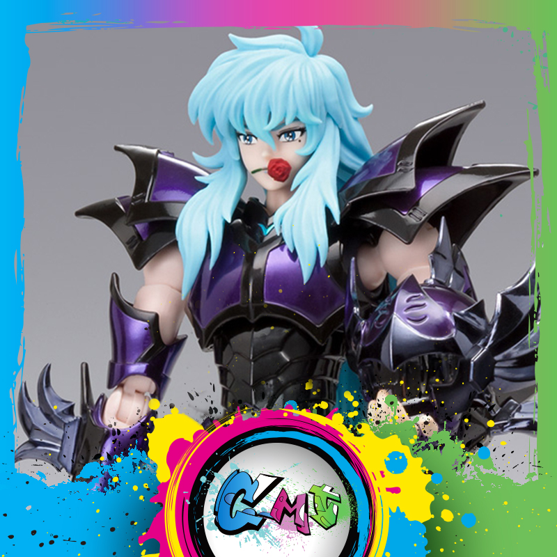 CMT Instock Original BANDAI Saint EX Pisces Aphrodite Surplice Anime Toys Figure
