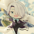 Lujo y Fantasy Anime Yuri! sobre Hielo Llavero Victor Nikiforov Yuri Katsuki Colgante Llavero Lindo Carácter Figura Bolso Del Teléfono
