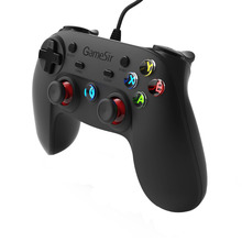 GameSir G3w Wired Game Controller for Android Smarphone Tablet TV Box Windows PC – Without Phone Holder