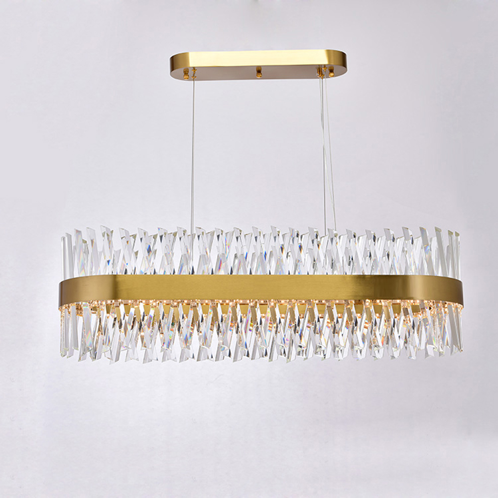 luxury design modern crystal chandelier LED light AC110V 220V lustre cristal dinning room living room lamp luxury design modern crystal chandelier led lamp ac110v 220v lustre cristal foyer chandelier lighting