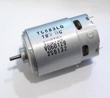 Nuevo Motor Johnson 550, 12v, 18V, 19000RPM, motor de alta velocidad para mechas Bosch Weir Makita