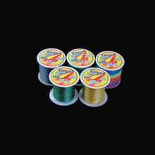 Topline Tackle 300M Braided Wire Fishing Line PE 4 Strands Multifilament lines 9LB-107LB Japan Multicolour Material Carp