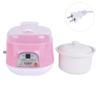 Multifunction Slow Cooker Miguel Slow Cooker Rice Cooker Kid Baby Soup (1.0L) Removable
