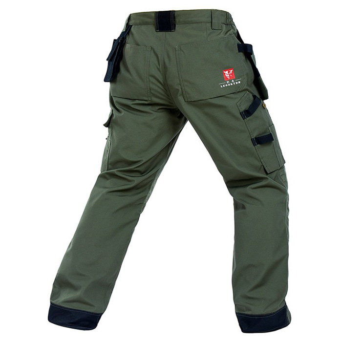 Bauskydd Men S High Quality Polycotton Workwear Wear Resistance